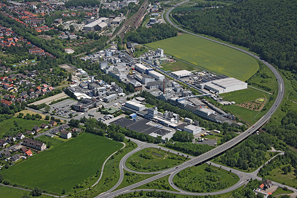 Chemetall expands its production site and builds state-of-the-art laboratories and offices in Langelsheim, Lower Saxony, Germany